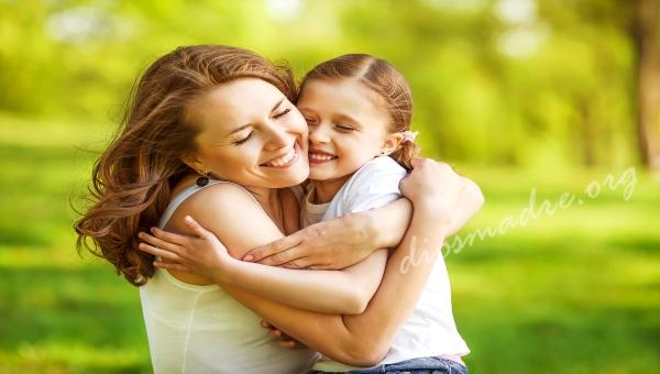 Alegría de madre