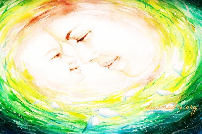dentro del amor de la Madre-diosmadre.org
