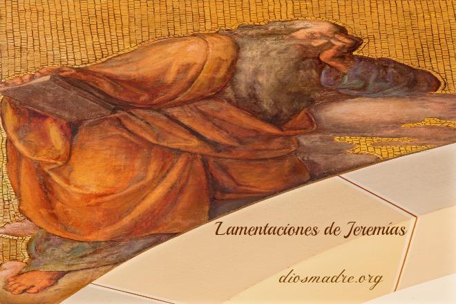 Lamentaciones de Jeremías-diosmadre.org